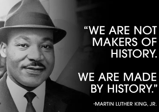 A Brief Biography Of Martin Luther King Jr