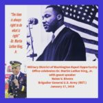 All are invited to this special event celebrating Dr. Martin Luther King Jr. on …