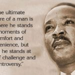 Amazing quote from Martin Luther King Jr!!!!                    …