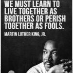 Amen Dr. Martin Luther King....Amen.           ...