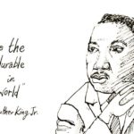 Been thinking about MLKJr today    …