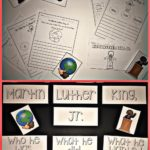 Everything you need to teach your K-2 kiddos about MLK, Jr. It includes a mini b...