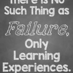 Failure Is Just a Learning Experience, tips to help students in your classroom a...