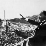 """I still have a dream, a dream deeply rooted in the American dream – one day thi…"