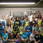 MLK Jr. Day 2018 was a fun day of DIY projects! For more pictures of the event a…