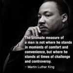 Thank you, Martin Luther King Jr., for all you did and all you inspire!   …