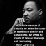 Truth spoken by a man of courage and wisdom .        ...