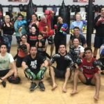 Und1sputed's Combat Conditioning Class was all about Boxing for Detox Monday!  C…