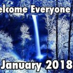 Welcome Everyone To January 2018 ...