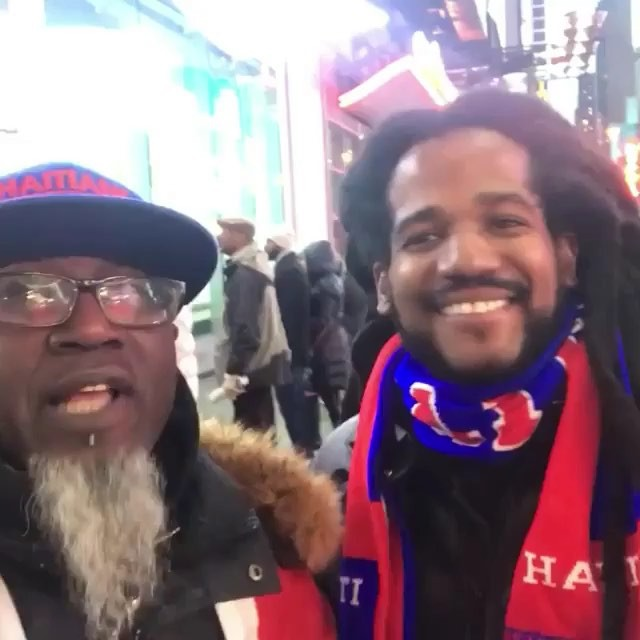 •  Paul Beaubrun of Zing Experience and son of Boukman Eksperyans  🇭🇹🇭🇹🇭🇹      ...