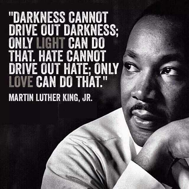 • Remembering Dr. Martin Luther King Jr. •Remembering and honoring Dr. Martin ...