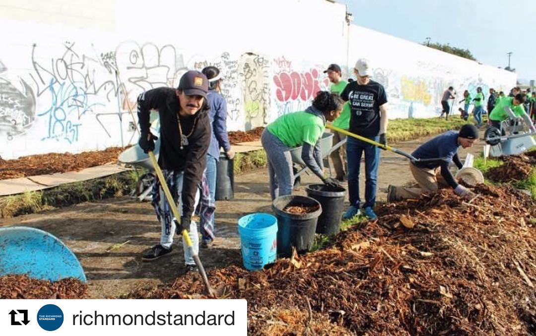・・・ Richmond is mobilizing for the 11th Annual Martin Luther King Jr. Nationa...