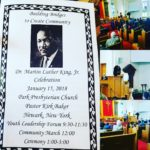 Enjoyed Martin Luther King Jr Celebration today. …