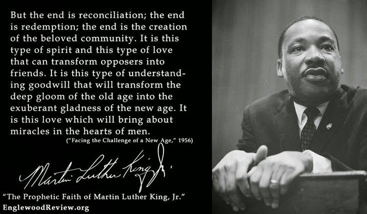 Jr Quotes Jan 21 2013 In Time For Martin Luther King Jr Day
