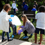 In honor of  our Second Graders participated in a park clean-up at Jaycee Park. ...