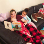Making sure our girls know all about  thanks  for the most amazing book! Happy  ...
