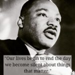Martin Luther King Jr. Day. Check out my blog – Link in bio.                 …