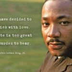 On January 20th we celebrate Martin Luther King, Jr. Day.  MLK Jr. was an inspir…