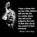 Thank you Martin Luther King, Jr for fighting for the equality of African Americ…