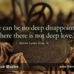 "themindquotes.com : Martin Luther King, Jr. Quotes on Love and Wisdom""There can ..."