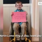 This makes me proud to be humanThis remarkable boy has an important message…