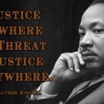 This MLK day we reflect on the life and legacy of Martin Luther King Jr. Though …