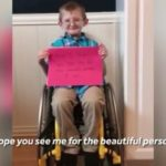 This remarkable boy has an important message for us on Martin Luther King Jr…