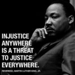 Today as I read and reflect about Martin Luther King Jr I am inspired. May it al…