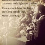 Today we celebrate the legacy of Dr. King... these words are from his book Stren...