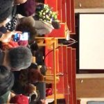 U.S. Sen. Cory Booker speaks  the Metropolitan Baptist Church MLK Day celebratio...
