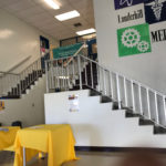 without own    staff at Lauderhill 6-12 STEM-MED School. They did some  painti...