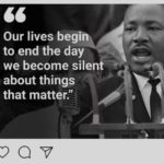 Martin Luther King JR         ...