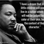 Dream big! Have a wonderful Martin Luther King Jr. Day! …