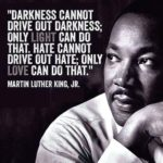 Happy Martin Luther King Day. On this day I'd like to show my respect to this gr…