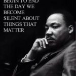 Happy Martin Luther King, Jr. Day! Dr. King's words ring true today more than ev...