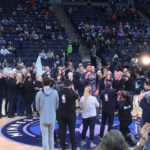 How much fun was it to sing the National Anthem at the  game!        …