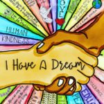 I Have a Dream 2017- This awesome writing activity comes with the MLK sketchnote…