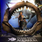 M.1.15.18 Fun day at Texas aquarium.  Time spent with family is worth every seco…