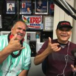 Mahalo to Ernie Abara and Pinoy Power Radio (KPRP 650 AM) for having us on this ...