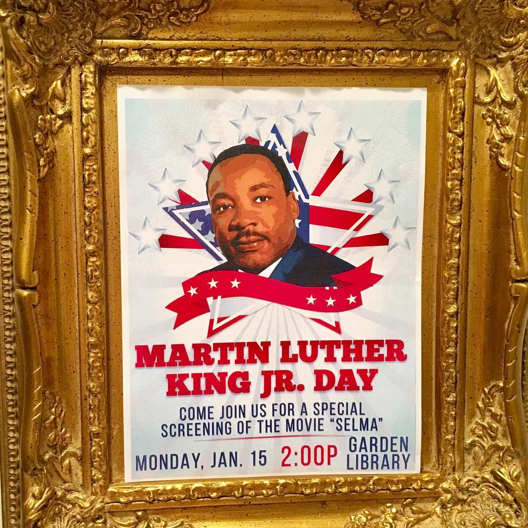 Martin Luther King Jr Day at The Heritage Downtown. 🇺🇸         ...