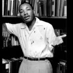 Martin Luther King Jr.!!! He is my King (Civil Rights King)! Thank you, my King!...