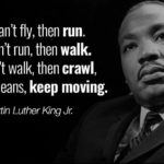 Martin Luther King Jr. is a hero.  As I rifle through all of his quotes, speeche...