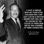 Martin Luther King Jr. on Dreams, Love, and Perseverance