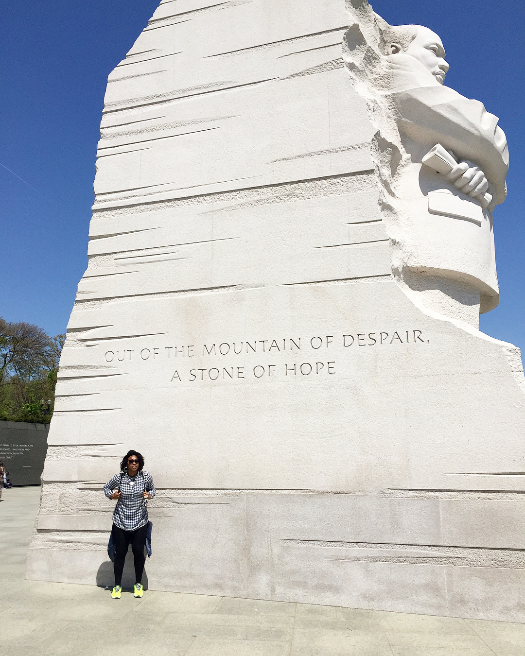 My favorite holiday…Thank you Dr. King🤟 …