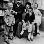 Rev. Martin Luther King Jr. & his family (would love to speak w his wife)  *soci...