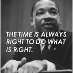 This guy's legacy is much bigger than a long weekend. Dr. King's life and what h…