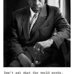 Dr. Howard Thurman, an unsung scholar of the Civil Rights Movement whose works i...