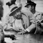 Dr. Martin Luther King Jr went to jail for justice on 30 different occasions and...