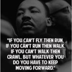KEEP MOVING FORWARD           …