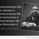 Martin Luther King, Jr. - Life quote